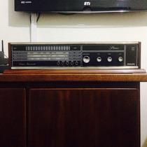 Rádio Philips Shortwave Intercontinental Megararo De Coleção