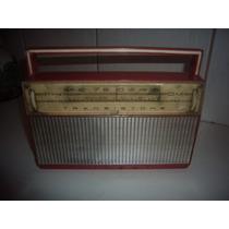 Antigo Rádio Philco Transistone P/ Reparo / Peças