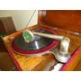 Gramofone Columbia - Usa - Funcionando - Frete Grátis