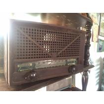 Radio Valvulado Antigo Não Transistorizado