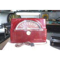 Rádio Valvulado General Electric Mod 610 / 1951 Não Funciona