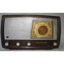 Antigo Rádio Mullard Valulado Em Baquelite ( Decoração )