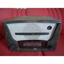Radio Antigo Valvulado Semp