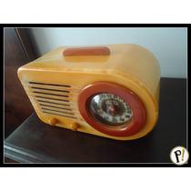Antigo Radio Valvulado Fada 115 Catalin De 1940 Funcionando