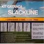 Slack Line 15 Metros Aguenta 3 Toneladas Frete Grátis Brasil