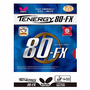 Borracha Butterfly- Tenergy 80 Fx
