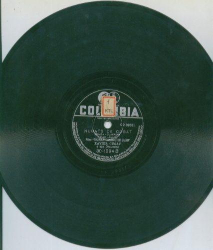 Raros Discos 78 Rpm Antigos Mambos, Boleros, Rumbas