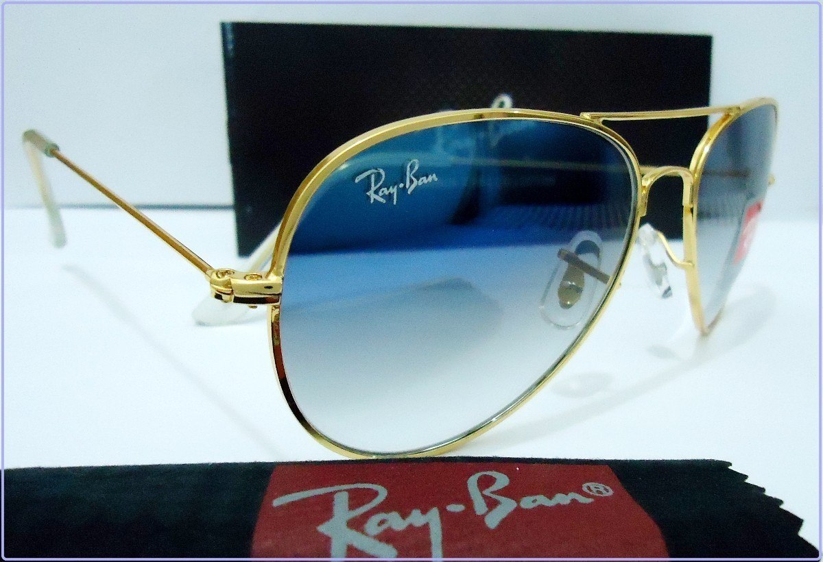 80500f1569305 Ray Ban Azul Degrade 3025   Louisiana Bucket Brigade