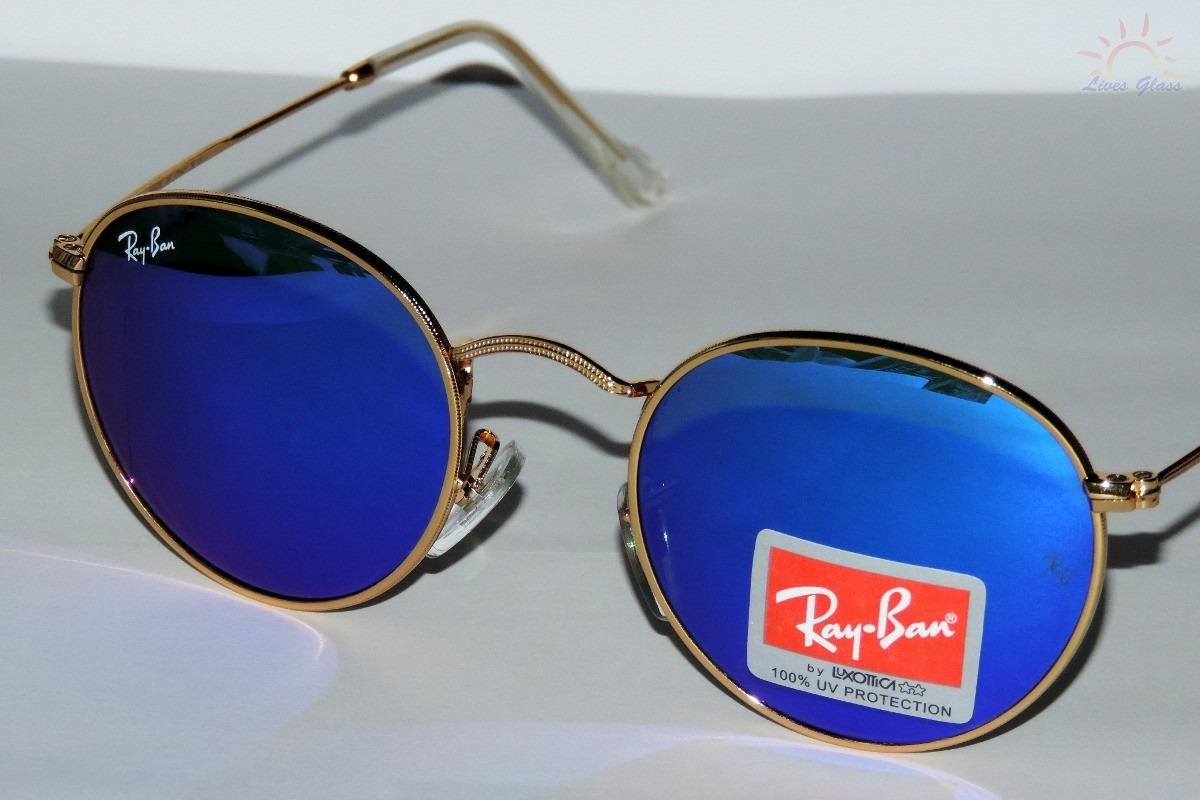 ray ban lennon azules