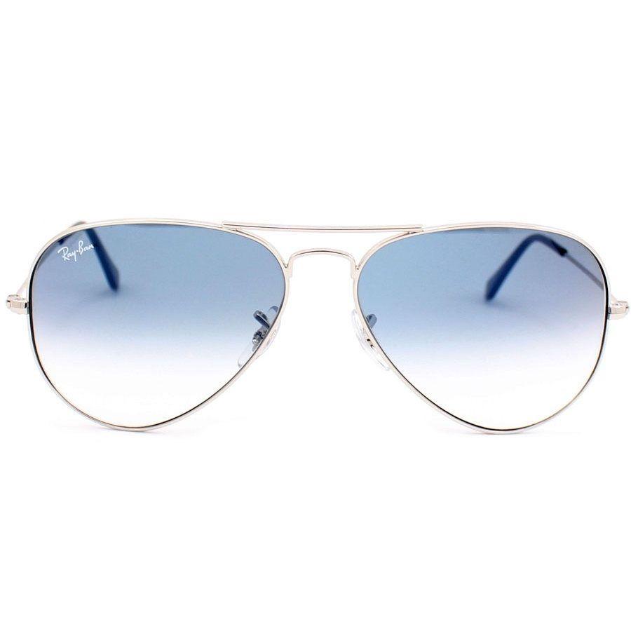 ray ban lente azul replica
