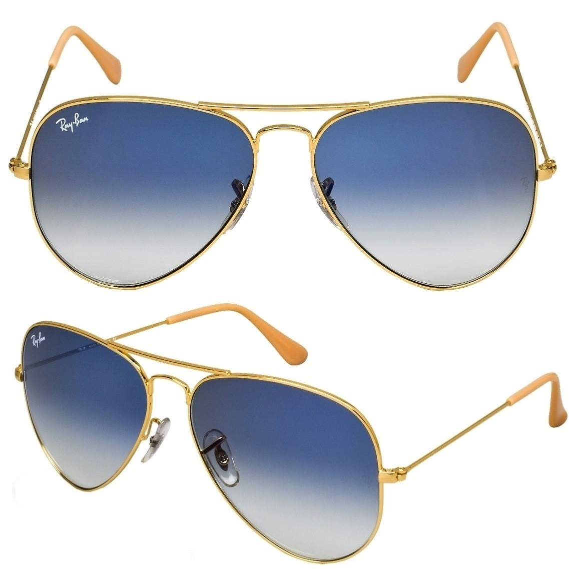a430aa4455243 Ray Ban Rb3025 Azul Degrade « One More Soul