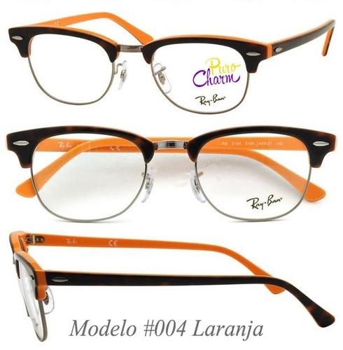 8341d19d63ec9 oculos ray ban clubmaster replica de grau   ALPHATIER