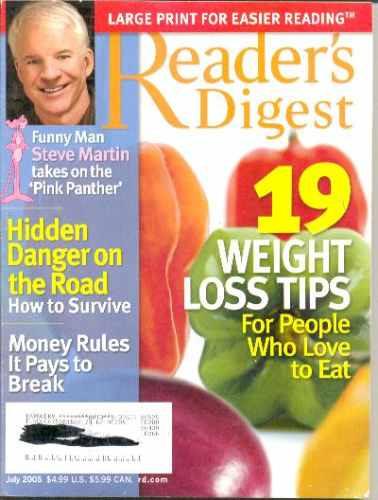 Readers Digest: Steve Martin / Pantera Cor De Rosa / Paris