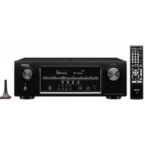 Receiver 7.2 Canal Blu Ray 4k Ultra Hd Wifi Avr-s710w Denon
