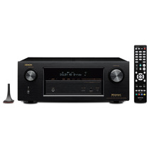 Receiver Denon Avr-x3100w 7.2 Bluetooth Wi-fi 4k Zone 2 2015