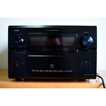 Receiver Denon Avr-5805 Japonês (áudio E Home Theater)