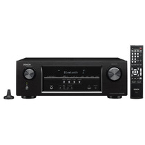 Receiver Denon Avr- S510bt 5.2 Canal 4k Ultra Hd