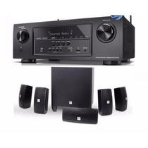 S710 Receiver Denon Avr-s710w + Jbl Cinema 610 Kit Top