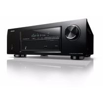 Receiver Denon Avr -e200 -5.1 Canais -1080p -3d Melhor Preço
