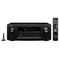 Receiver Denon Avr-x3200 7.2 Wifi/bluetooth Pronta Entrega !