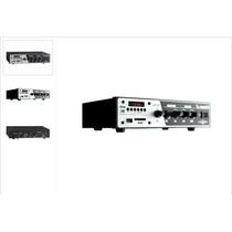 Amplificador Receiver Frahm Slim 1000 Usb Sd Au Frete Gr 12x