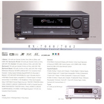 Receiver Dvd Jvc - Denon Onkyo Marantz Pioneer Sony Technics