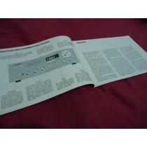 Manual Receiver Gradiente 1450 - Cópia Encadernada