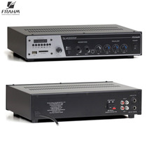 Amplificador Receiver Frahm Slim 3000 Som Ambiente Usb Sdaux