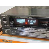 Receiver Technics Sa R177 Marantz Yamaha Pioneer Denon Onkyo