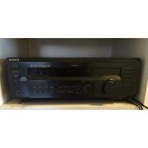 Receiver Sony Str-de545 Com Controle E Antena - Novissimo