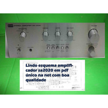 Esquema Amplificador Cce Sa2020 Sa 2020 Em Pdf Via Email