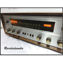 Fisher 800 C_receiver Valvulado_raridadeaudio