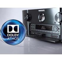 Receiver Marantz Sr7009 Avr 9.2 Canais 3d Bluetooth Dolby