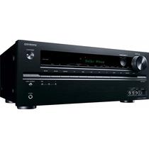 Receiver Onkyo Tx-nr545 7.2ch 3d/4k Ultra Hd/wifi/bt/zona 2!