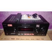 Receiver Sony Muteki Str-mk7000 1310w 7.4 Saida 04 Subwoofer