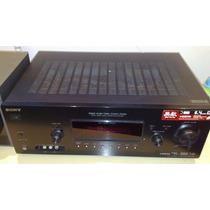 Receiver Sony Str-k1600 6.4 Com Hdmi, Saida P/ 04 Subwoofers