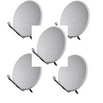 5 Antenas Ku 60
