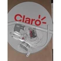 Kit 5 Antenas 60cm Claro Tv