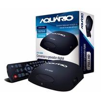 Conversor Digital De Tv Aquario Dtv-5000 Full Hd Mdfp