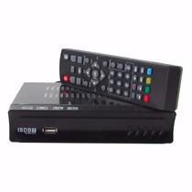 Kit 10 Conversor Tv Sinal Analógico P Digital Gravador Hdmi