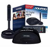 Conversor Digital Aquário Dtv5100 + Antena Interna + Hdmi