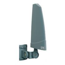 Antena Externa Amplificada C/ 36 Db Tv / Uhf / Vhf Sv9350