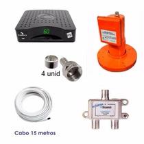 Kit 2° Ponto C\receptor Nanobox Century