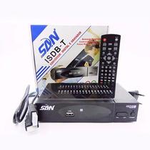 Kit 8 Conversores Tv Digital H D T V Gravador Hdmi Full Hd