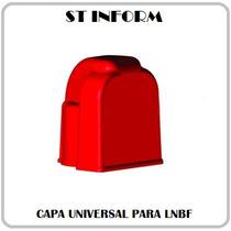 Capa Universal Para Lnbf De Antenas Parabólicas - Bedinsat