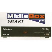 Receptor Midia Box Hd C5