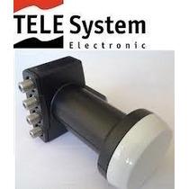 Lnb Quadruplo Banda Ku Telesystem