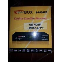Receptor Digital Superbox Full Hdmi S-9000 Hd Usb 2.0 Pvr