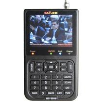 Localizador De Satélite Antena Satlink Ws-6906 Digital