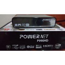 Receptor Powernet P990 Hd Hdtv Iptv